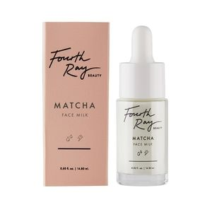 Matcha face milk -